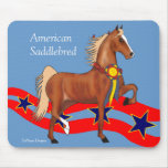 American Saddlebred Mousepad