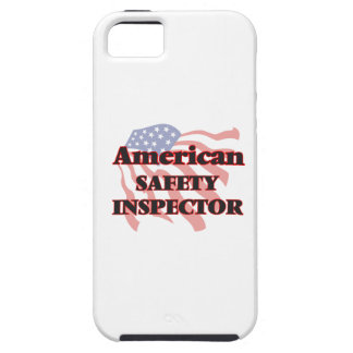 American Safety Inspector iPhone 5 Covers