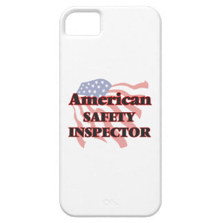 American Safety Inspector Barely There iPhone 5 Case