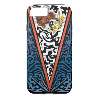 American Samoa Abstract iPhone 7 Case