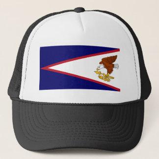 American_Samoa AS Trucker Hat