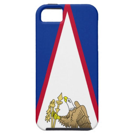 American Samoa Case For iPhone 5/5S
