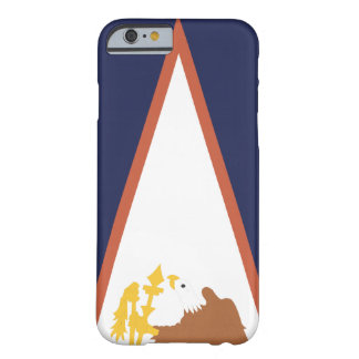AMERICAN SAMOA BARELY THERE iPhone 6 CASE
