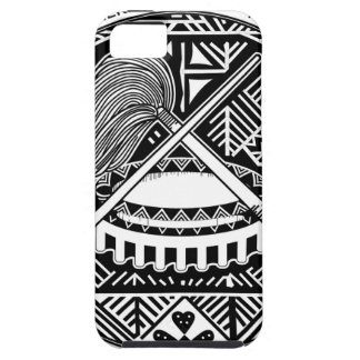 American Samoa Coat of Arms iPhone 5 Covers