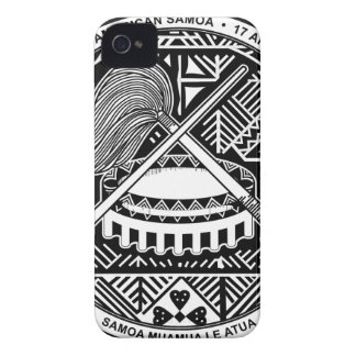 American Samoa Coat of Arms Case-Mate iPhone 4 Case