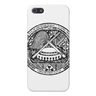 American Samoa Coat Of Arms Cases For iPhone 5