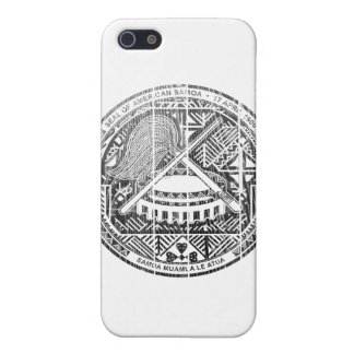 American Samoa Coat Of Arms Covers For iPhone 5
