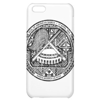 American Samoa Coat Of Arms iPhone 5C Covers