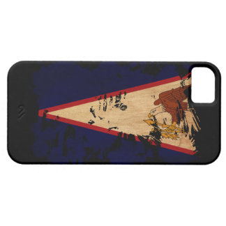 American Samoa Flag Barely There iPhone 5 Case