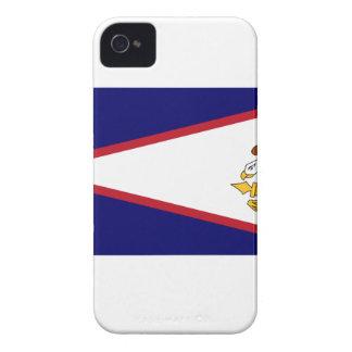 American Samoa Flag iPhone 4 Case-Mate Case