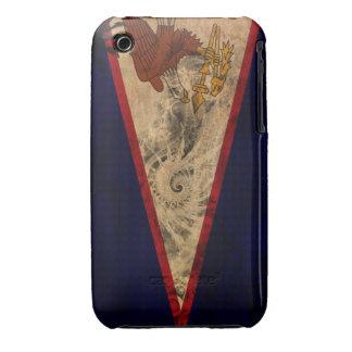 American Samoa Flag Case-Mate iPhone 3 Case