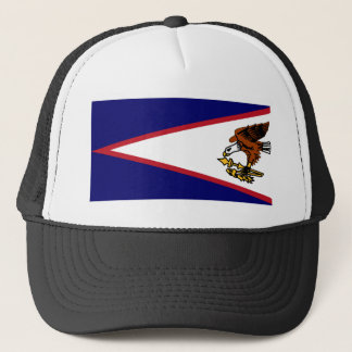 American Samoa Flag Hat