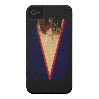 American Samoa Flag iPhone 4 Case-Mate Cases