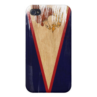American Samoa Flag iPhone 4/4S Case