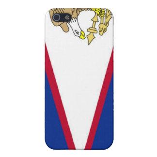 American Samoa iPhone 5/5S Covers