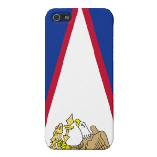 American Samoa  iPhone 5 Covers