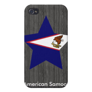 American Samoa iPhone 4 Cover