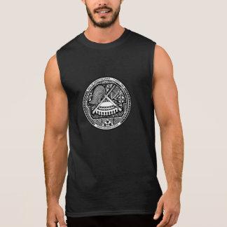 American Samoan coat of arms Sleeveless T-shirt