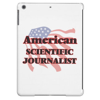 American Scientific Journalist Cover For iPad Air