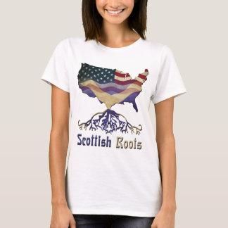 American Scottish Roots T-Shirt