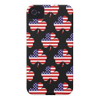 American Shamrock Case-Mate iPhone 4 Cases
