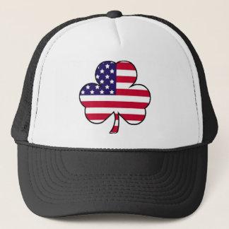 American Shamrock Trucker Hat