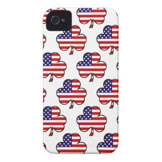 American Shamrocks iPhone 4 Case