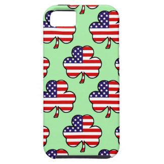American Shamrocks iPhone 5 Cover