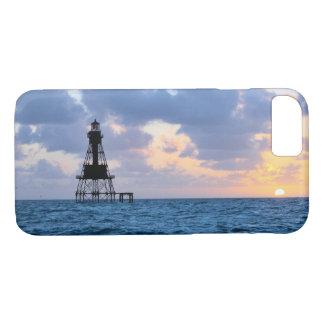 American Shoal Lighthouse, Florida  iPhone Case