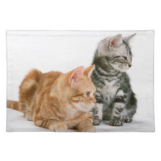 American Shorthair Cat 2 Placemat