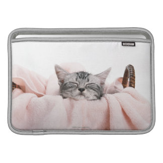 American Shorthair Cat MacBook Sleeve