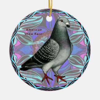 American Show Racer Christmas Ornament