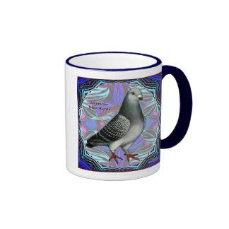 American Show Racer Ringer Mug
