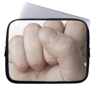 American Sign Language 10 Laptop Sleeve