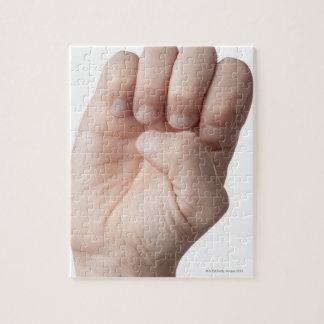 American Sign Language 14 Jigsaw Puzzle