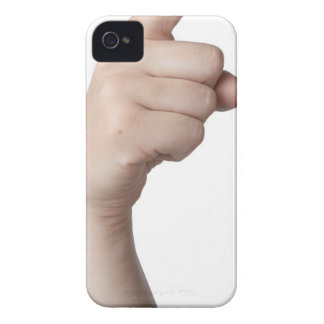 American Sign Language 15 iPhone 4 Cover