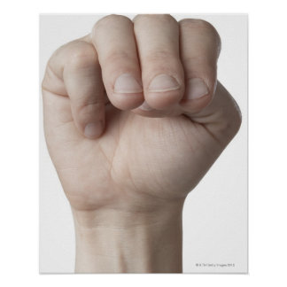 American Sign Language 18 Posters
