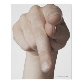 American Sign Language 20 Poster