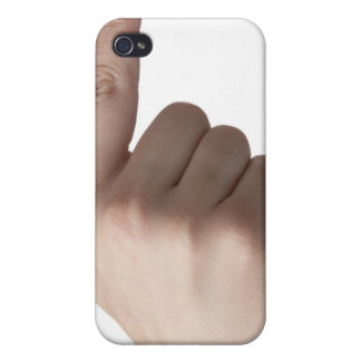 American Sign Language 28 iPhone 4 Cover