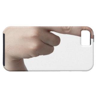American Sign Language 4 Tough iPhone 5 Case