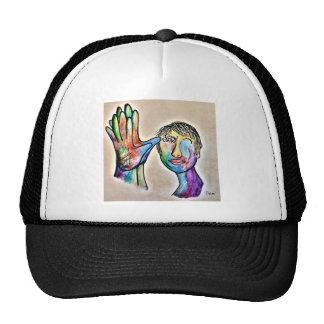 American Sign Language GRANDFATHER Cap