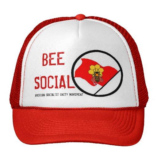 American Socialist Unity Movement Hats