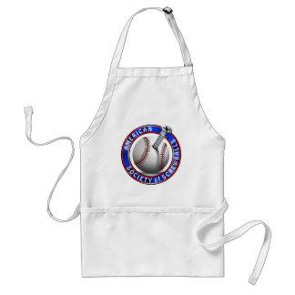 American Society of Screwballs Standard Apron