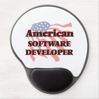 American Software Developer Gel Mouse Pad