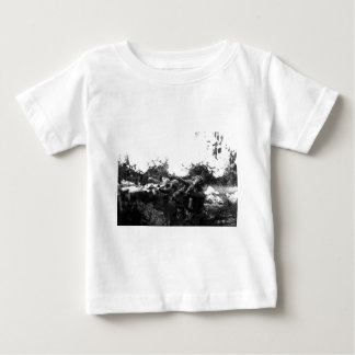 American Soldiers on the Piave Front World War I Baby T-Shirt