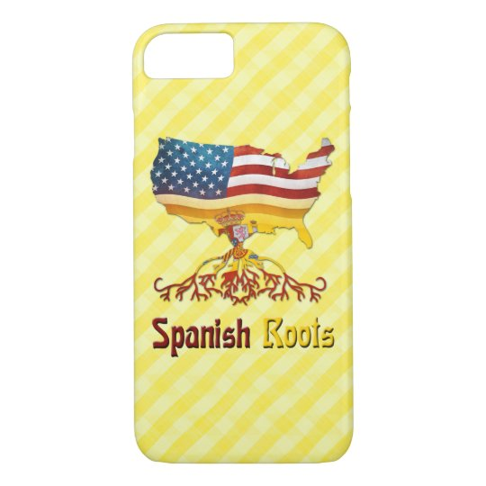 American Spanish Roots Phone Case