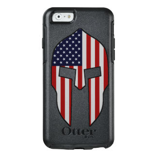 American Spartan OtterBox iPhone 6/6s Case