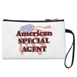 American Special Agent Wristlets