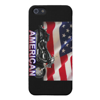 American Spirit TV Motorcycle Show iPhone 5 Cases