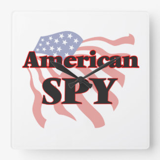 American Spy Clocks